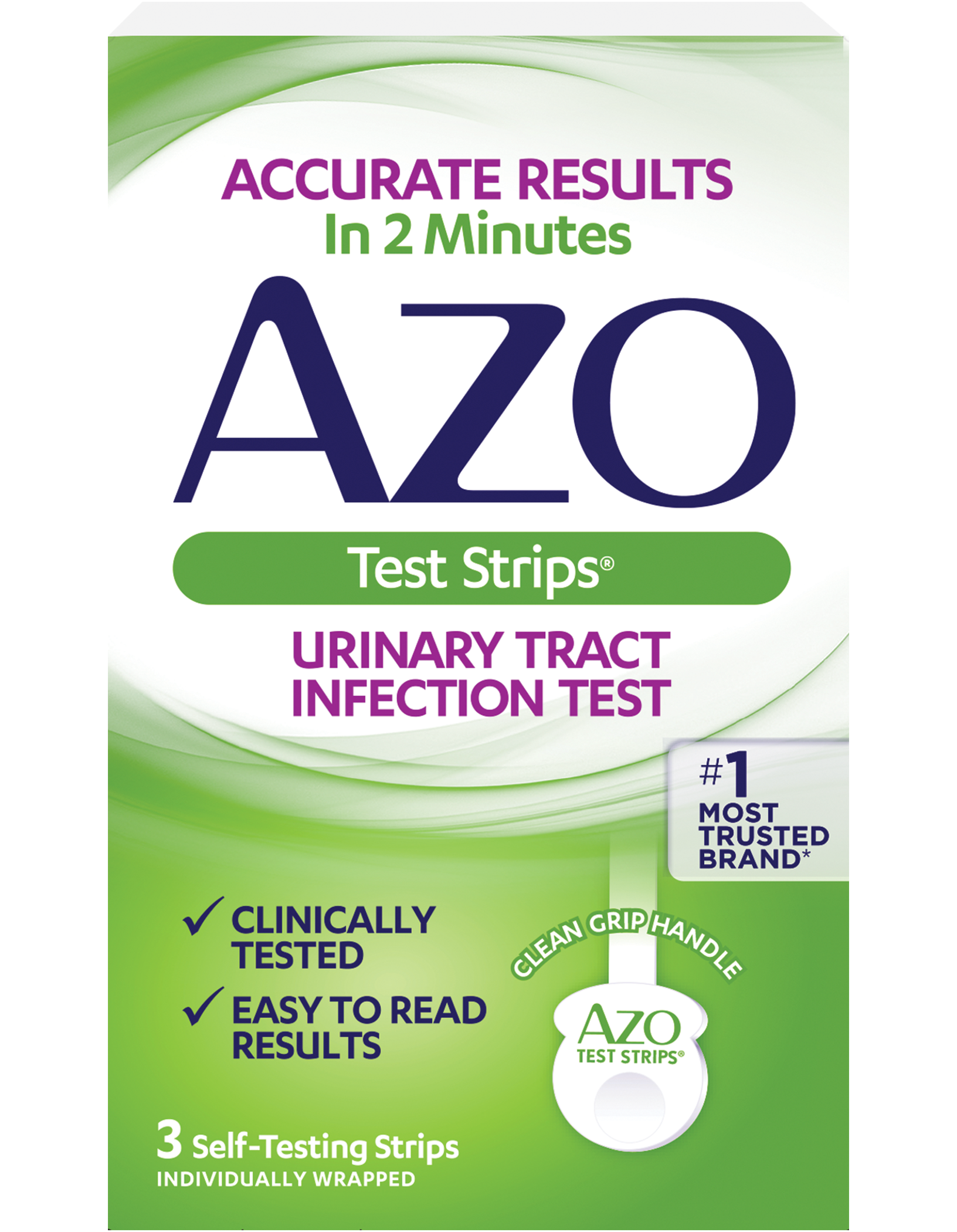 AZO Test Strips® Help You Detect If You Have a UTI