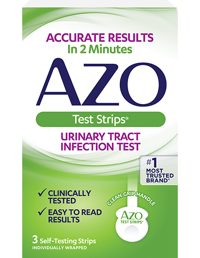 AZO Test Strips