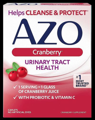 AZO Cranberry Caplets