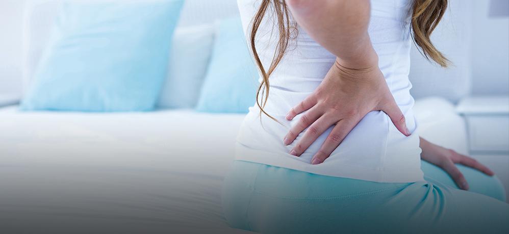 UTI Symptoms: Pain in the Lower Back   AZO
