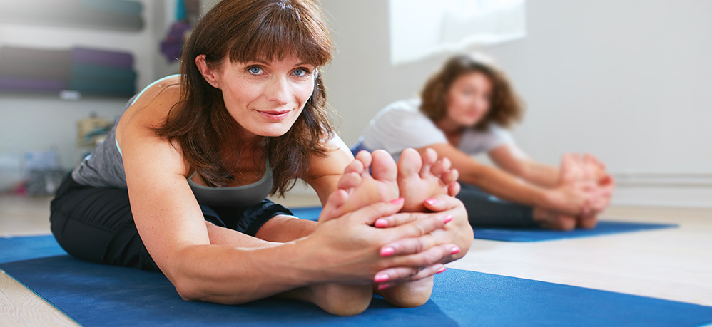 Be Thankful: Yoga Can Help Bladder Control Issues